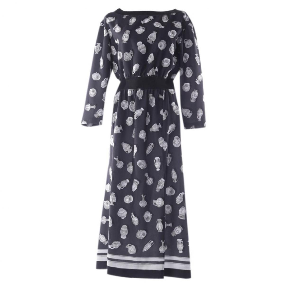 Altuzarra \N Kleid in  Grau Synthetik