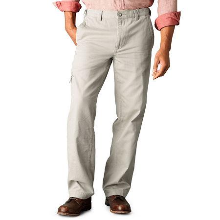 Dockers D3 Classic-Fit Comfort Cargo Pants, 33 30, Brown