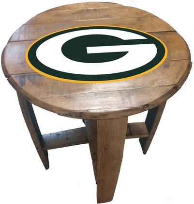 629-1001 Green Bay Packers Oak Barrel