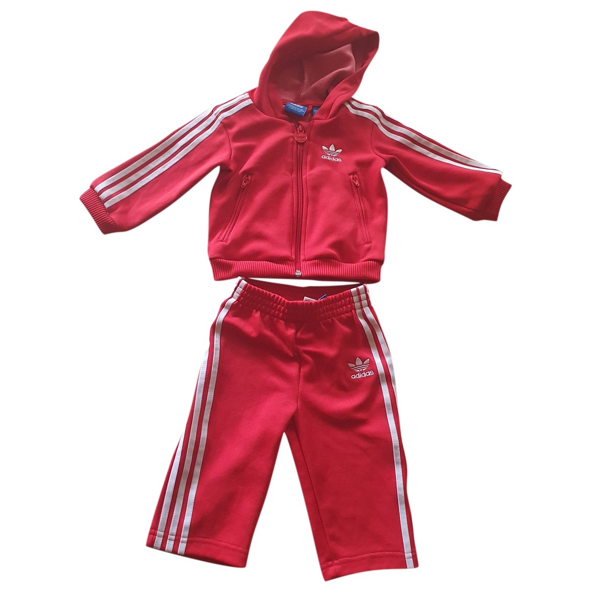 Adidas \N Red Outfits for Kids 9 months - up to 71cm FR