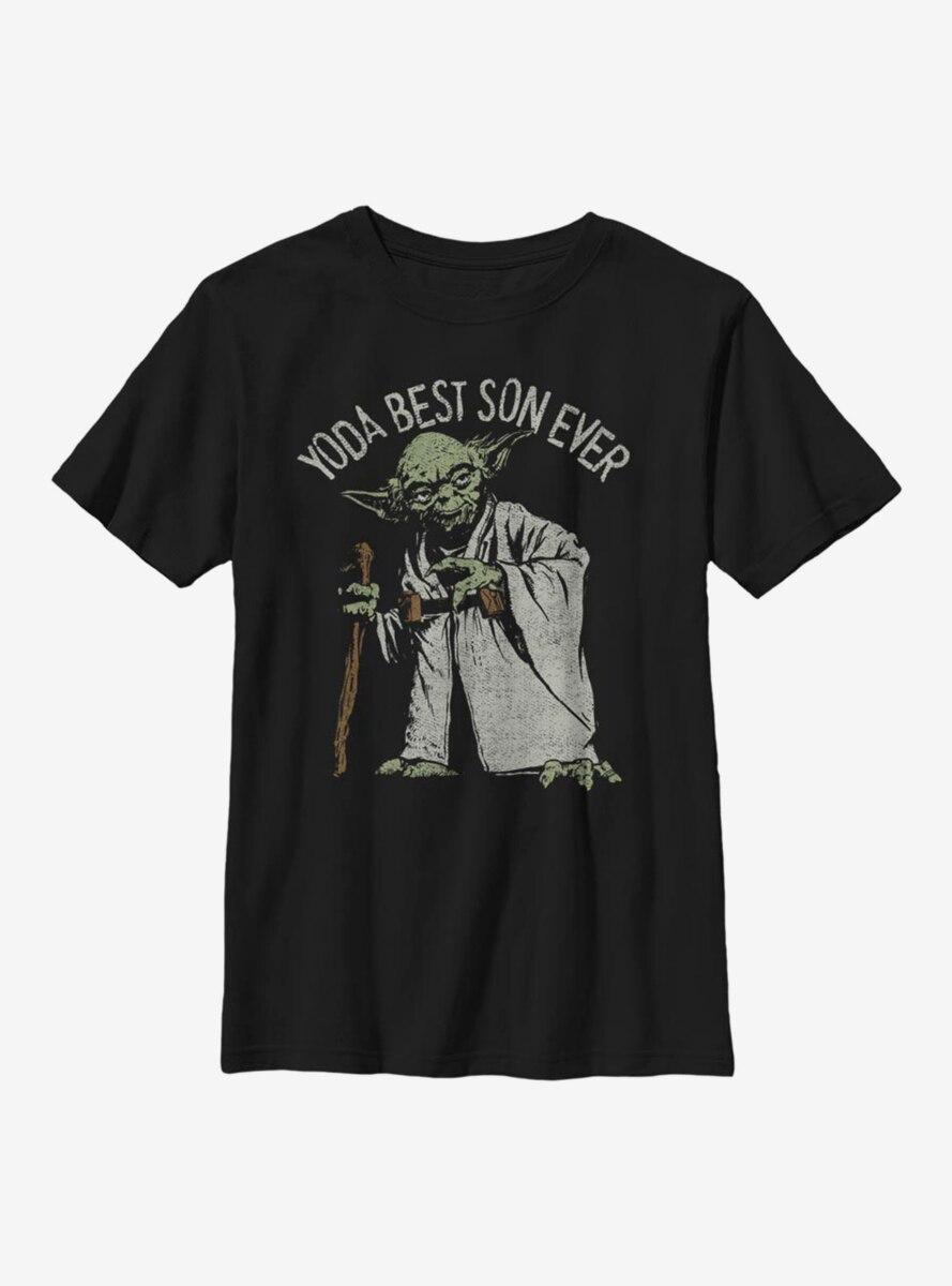 Star Wars Green Son Youth T-Shirt