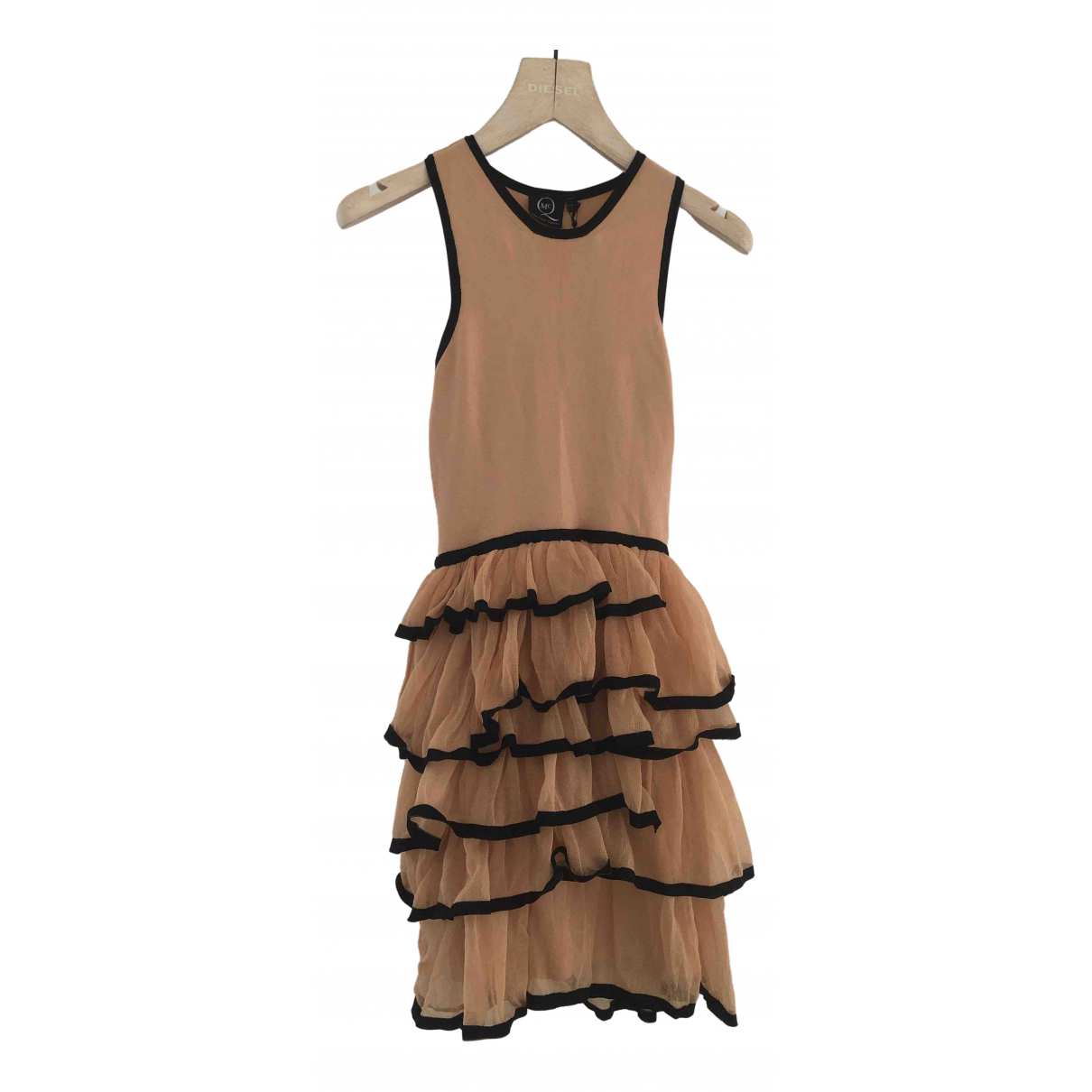 Mini vestido Alexander Mcqueen