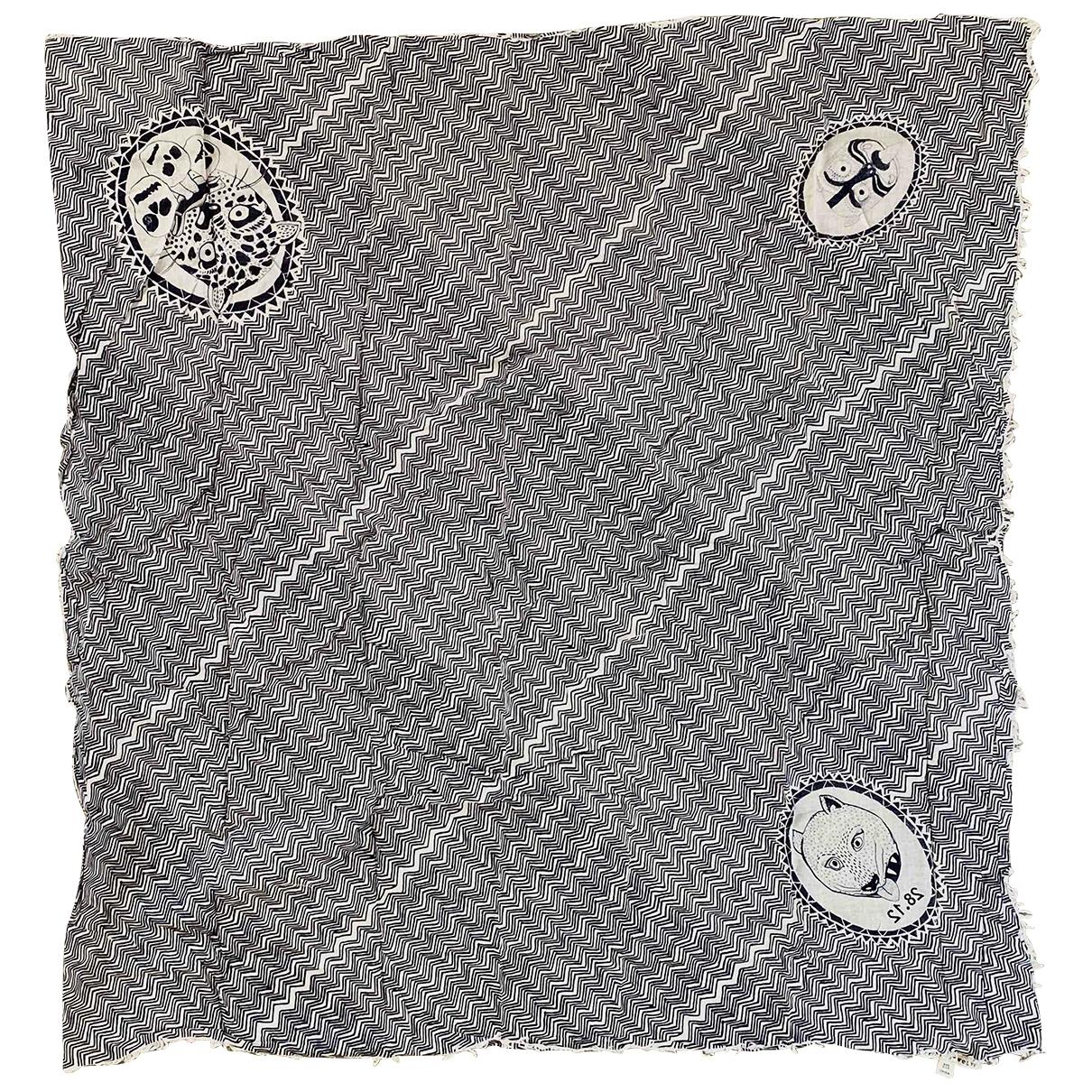 Twenty8twelve By S.miller \N Blue Cotton Silk handkerchief for Women \N