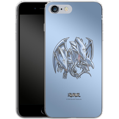 Apple iPhone 6 Plus Silikon Handyhuelle - Blue-Eyes Ultimate Dragon SD von Yu-Gi-Oh!