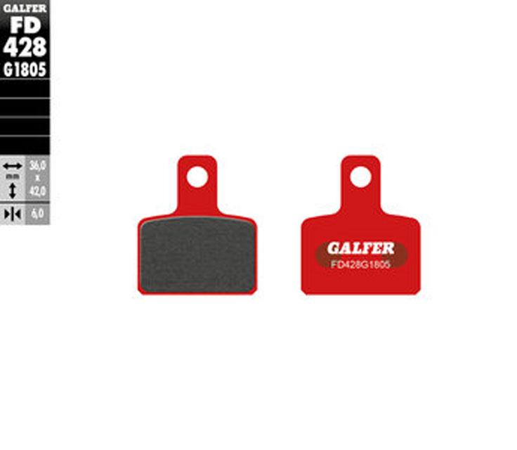 Galfer Rear Brake Pads BETA EVO 200 MY12