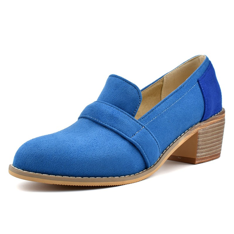 Ericdress Thread Slip-On Round Toe Plain Thin Shoes