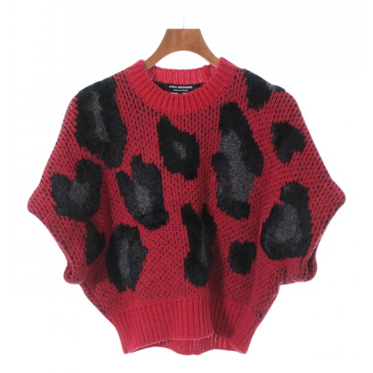 Comme Des Garcons - Pull   pour femme en laine - rouge