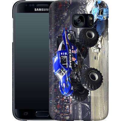 Samsung Galaxy S7 Smartphone Huelle - Firestone von Bigfoot 4x4