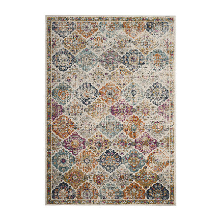 Safavieh Madison Collection Sally Geometric Area Rug, One Size , Multiple Colors