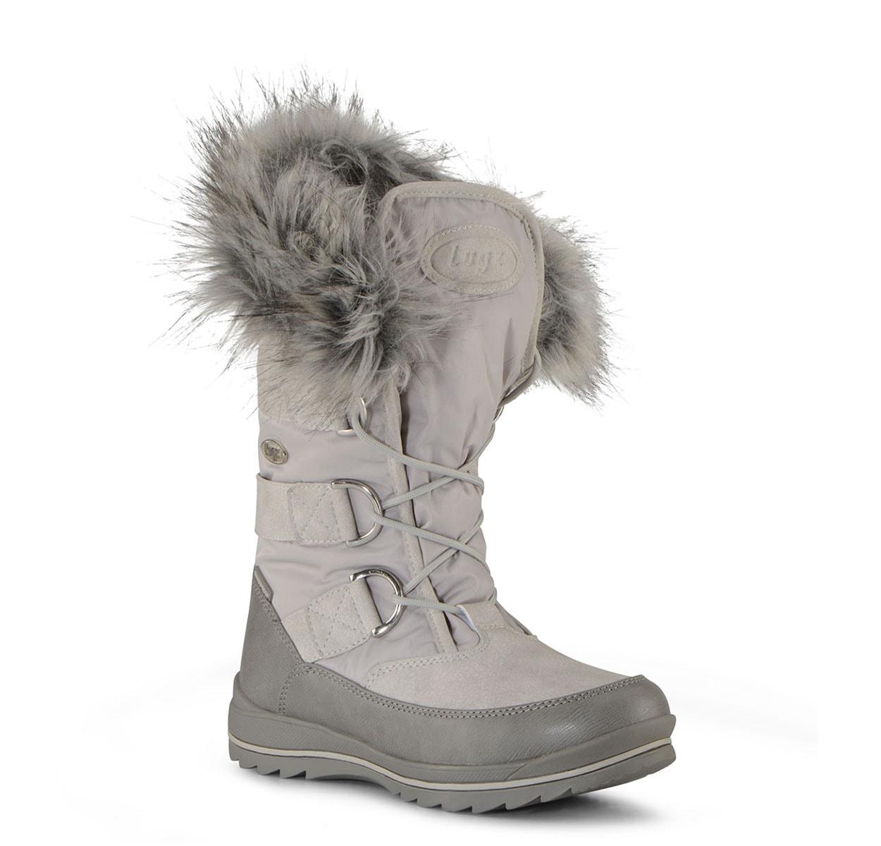 Women's Tundra Fold Down Boot (Choose Your Color: GLACIER/DK GLACIER, Choose Your Size: 8.5)