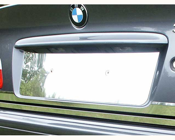 Quality Automotive Accessories License Plate Bezel BMW 325Ci 2004