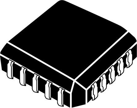 Microchip AT17LV010-10JU, 1Mbit FPGA Configuration EEPROM 20-Pin PLCC Serial-2 Wire