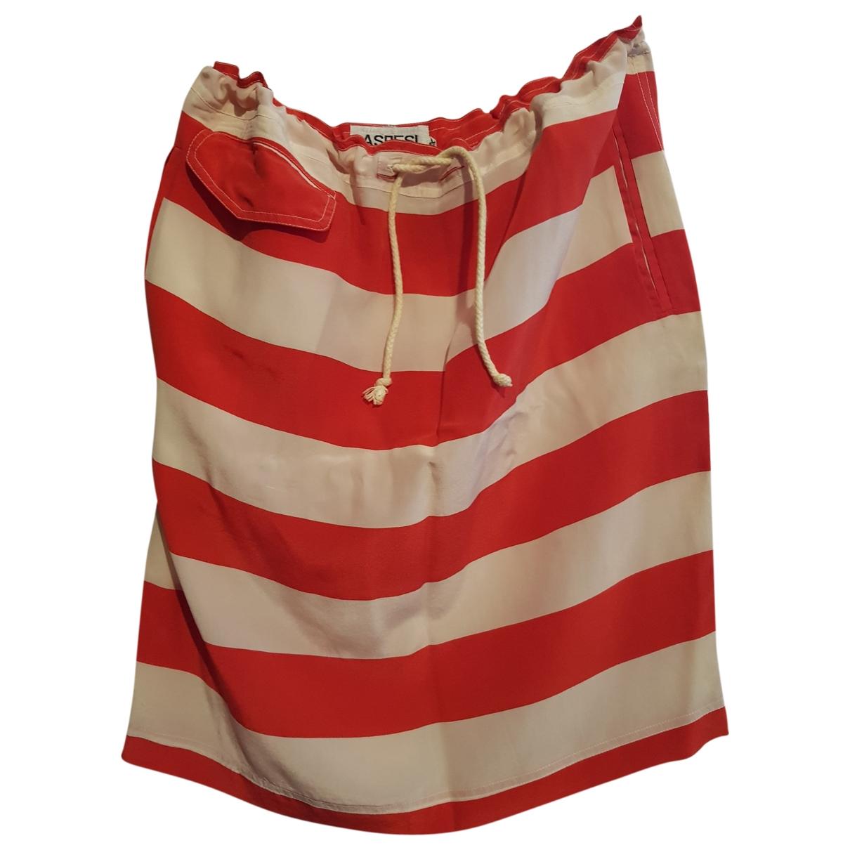 Aspesi \N Silk skirt for Women 44 IT