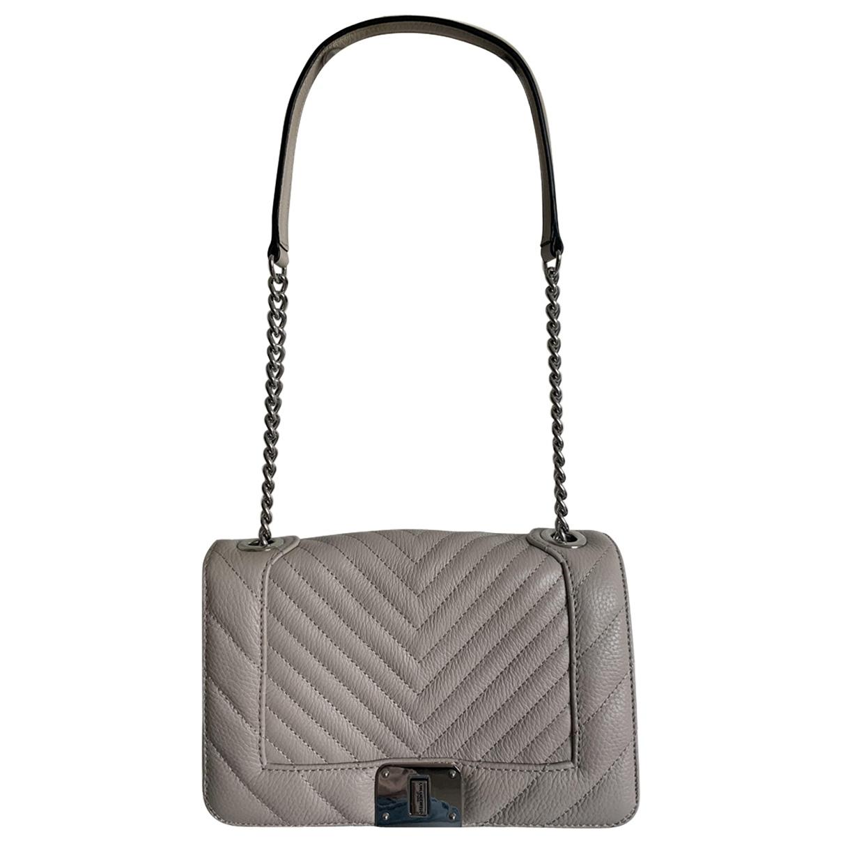 Karl Lagerfeld \N Beige Leather handbag for Women \N