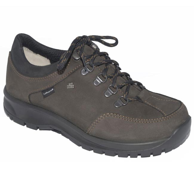 Finn Comfort Murnau Slate Leather Soft Footbed 5 Uk