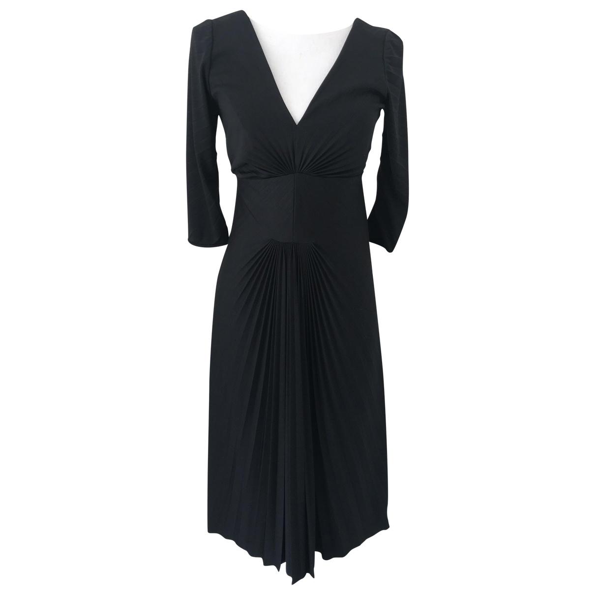 Max Azria - Robe   pour femme - noir