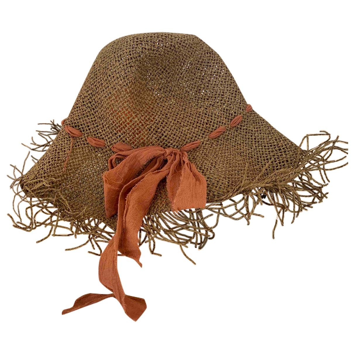 Malababa - Chapeau   pour femme en autre - marron