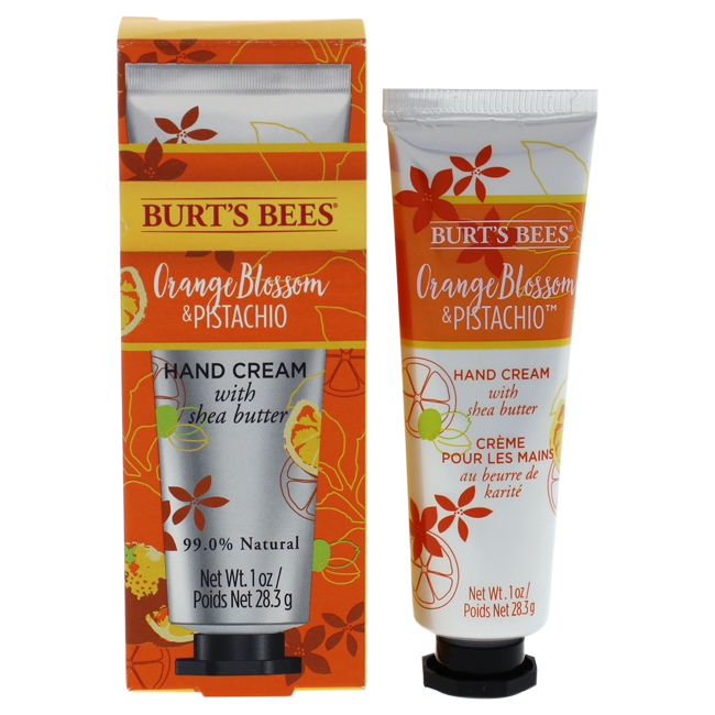 Orange Blossom And Pistachio Hand Cream