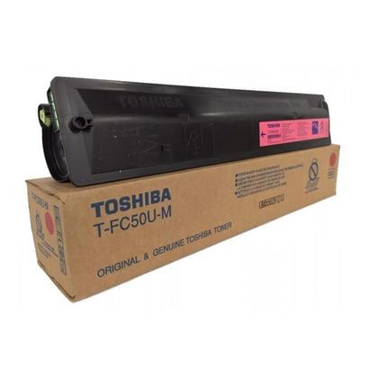 Toshiba TFC50UM Original Magenta Toner Cartridge