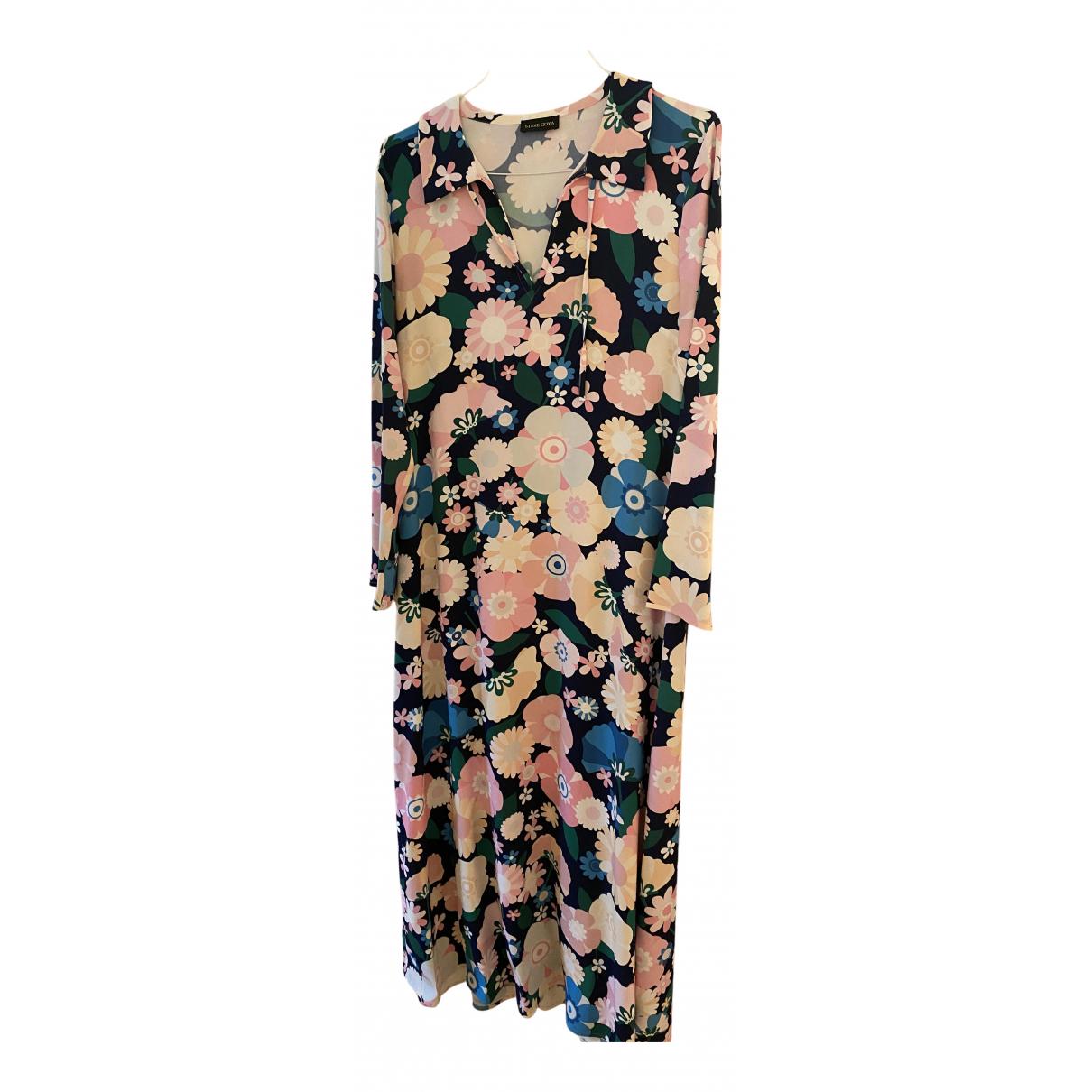 Stine Goya \N Kleid in Viskose