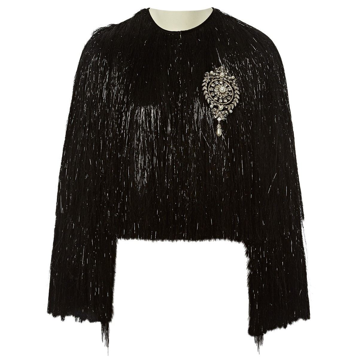 Givenchy \N Black jacket for Women 40 FR