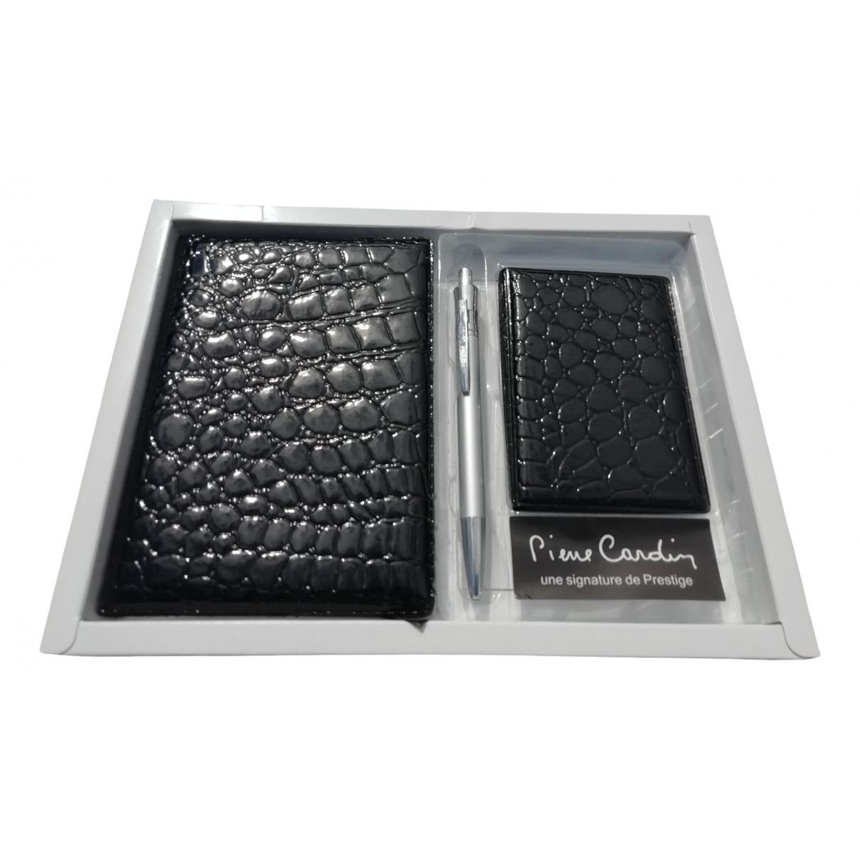 Pierre Cardin - Objets & Deco   pour lifestyle - noir