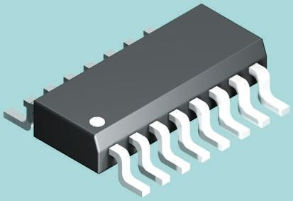 STMicroelectronics ULN2001D1013TR, 7-element NPN Darlington Pair, 500 mA 50 V HFE:1000, 16-Pin SOIC (20)