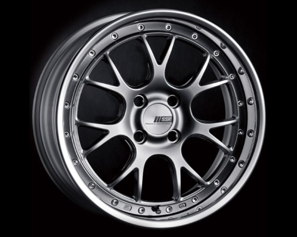 SSR Professor MS3R Wheel 16x8