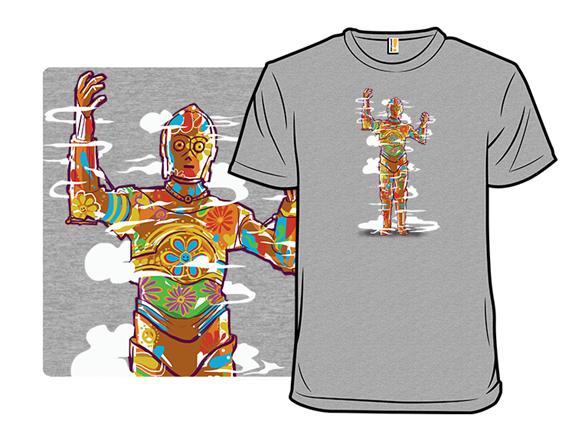 C Trippy 0 T Shirt