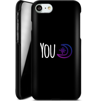 Apple iPhone 7 Smartphone Huelle - You Moon von caseable Designs