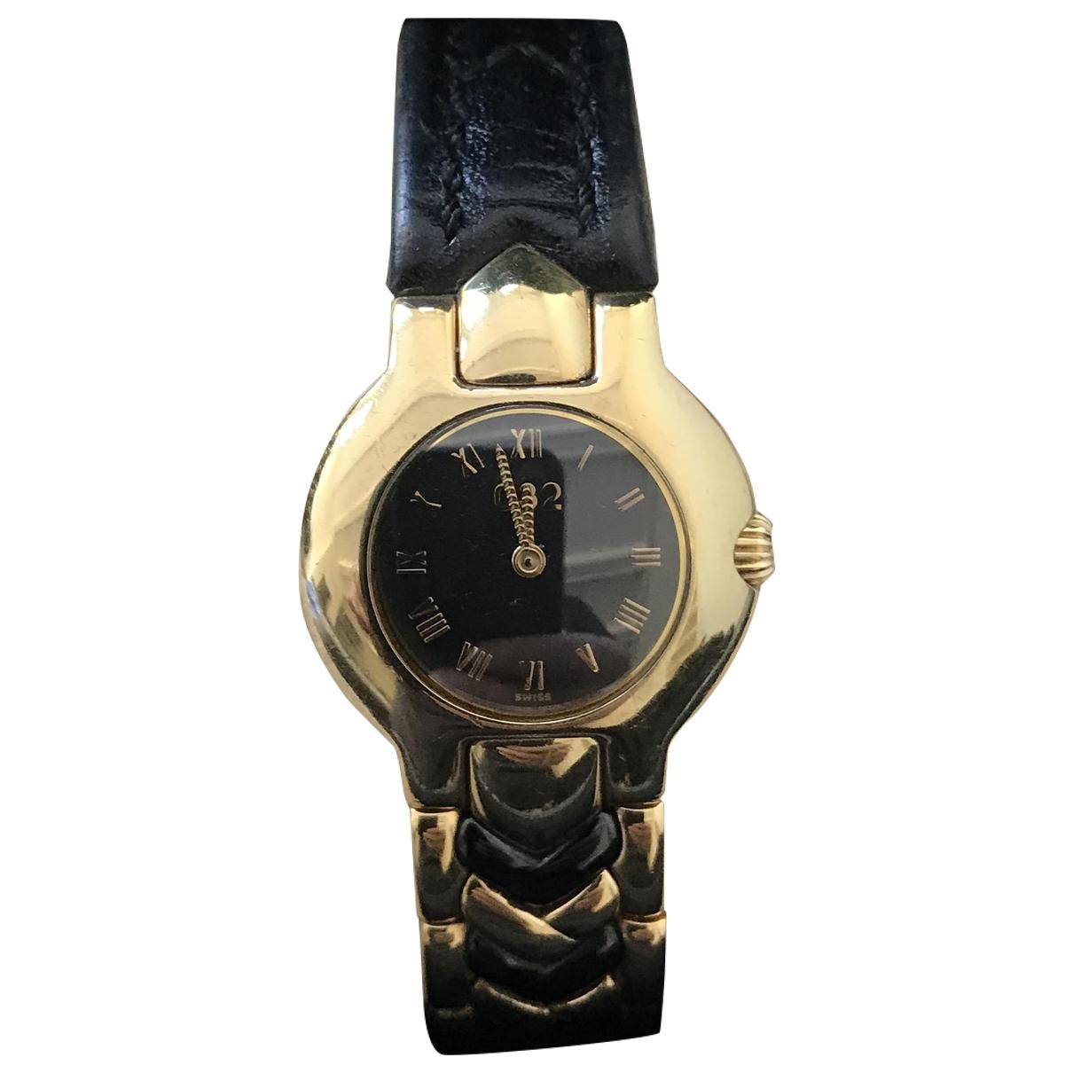 Gianni Versace - Montre   pour femme en or jaune - dore