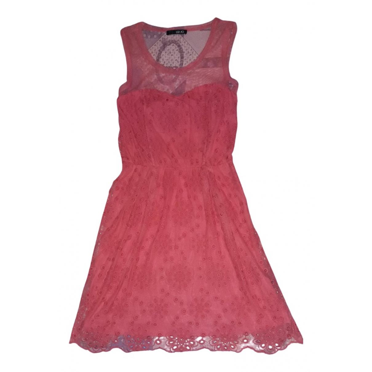Liu.jo \N Kleid in Baumwolle