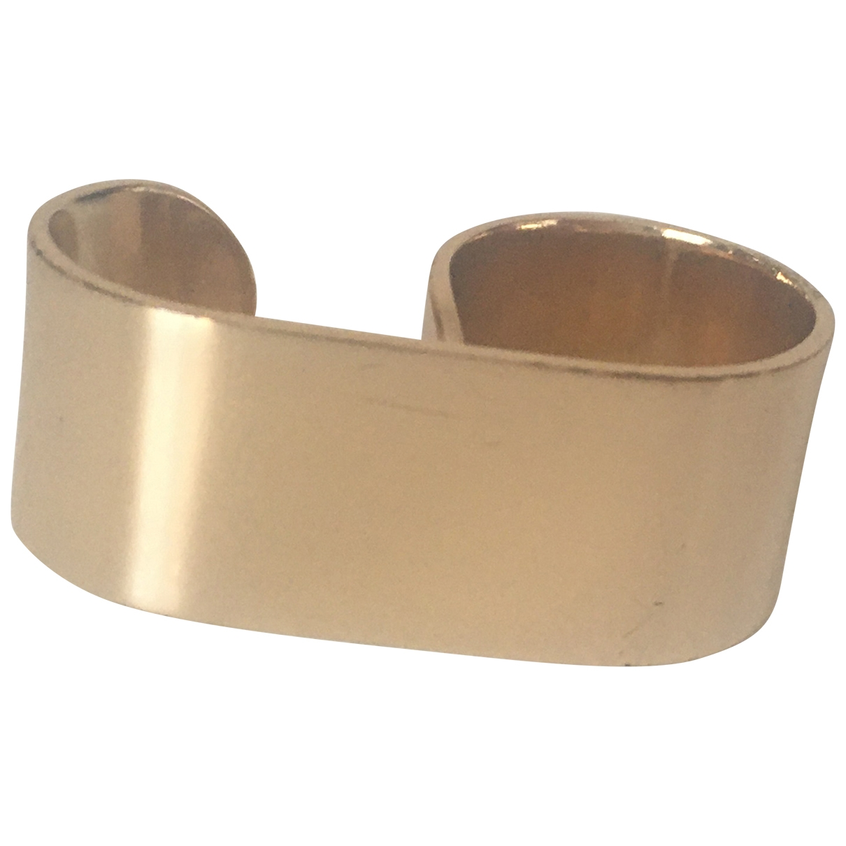 Maison Martin Margiela \N Ring in  Gold Metall
