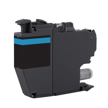 Compatible Brother LC3013C Cyan Ink Cartridge High Yield - With Chip - Economical Box