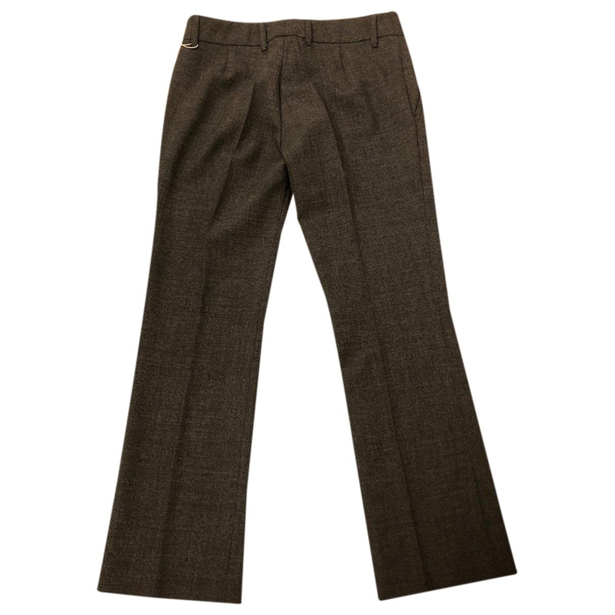 Gucci - Pantalon   pour femme - anthracite