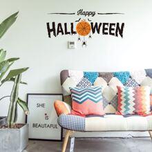 Halloween Print Wall Sticker