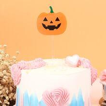 Halloween Kuerbis formiges Kuchendekor