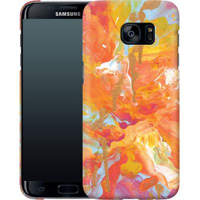 Samsung Galaxy S7 Edge Smartphone Huelle - Ocaso von Kaitlyn Parker