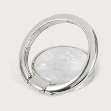 1pc Marble Phone Ring Holder