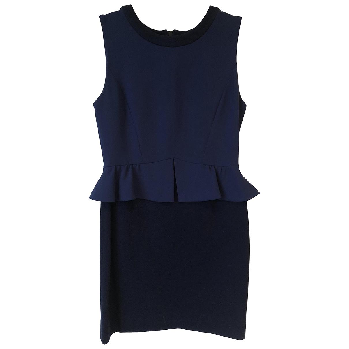 Sandro \N Navy dress for Women 2 US