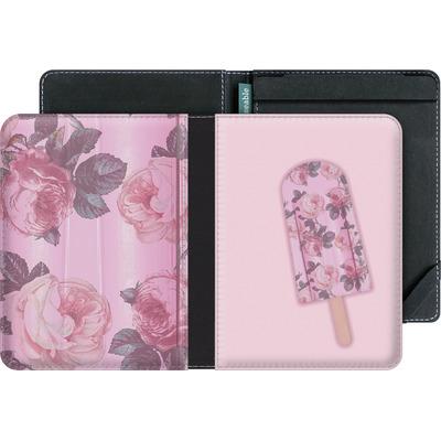 tolino vision eBook Reader Huelle - Floral Popsicle von Emanuela Carratoni