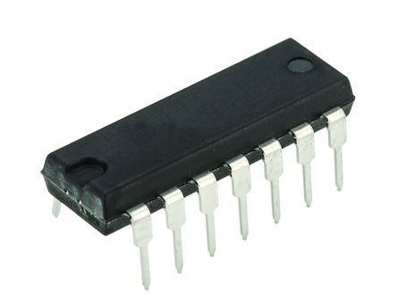 Analog Devices LT1014CN#PBF , Op Amp, 5 V, 14-Pin PDIP