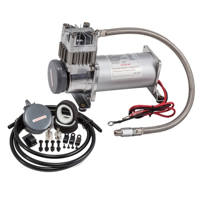 Kleinn Train Horns Air Compressor with Air Tank - 6350