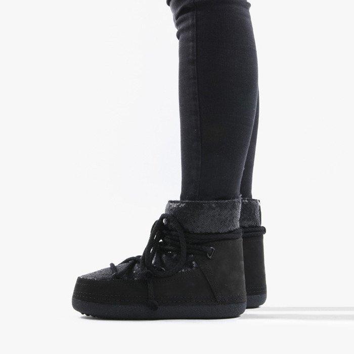 Inuikii Boot Sequin 70101-9 Black