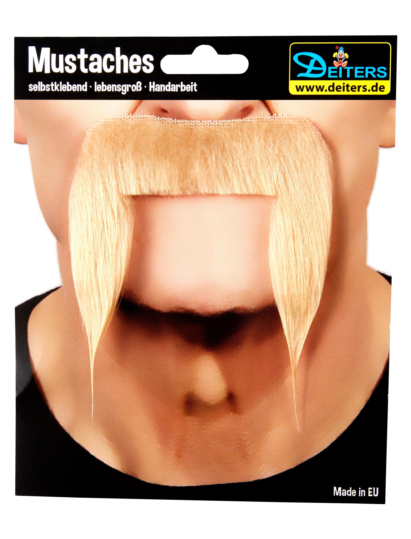 Kostuemzubehor Bart Mexikaner blond