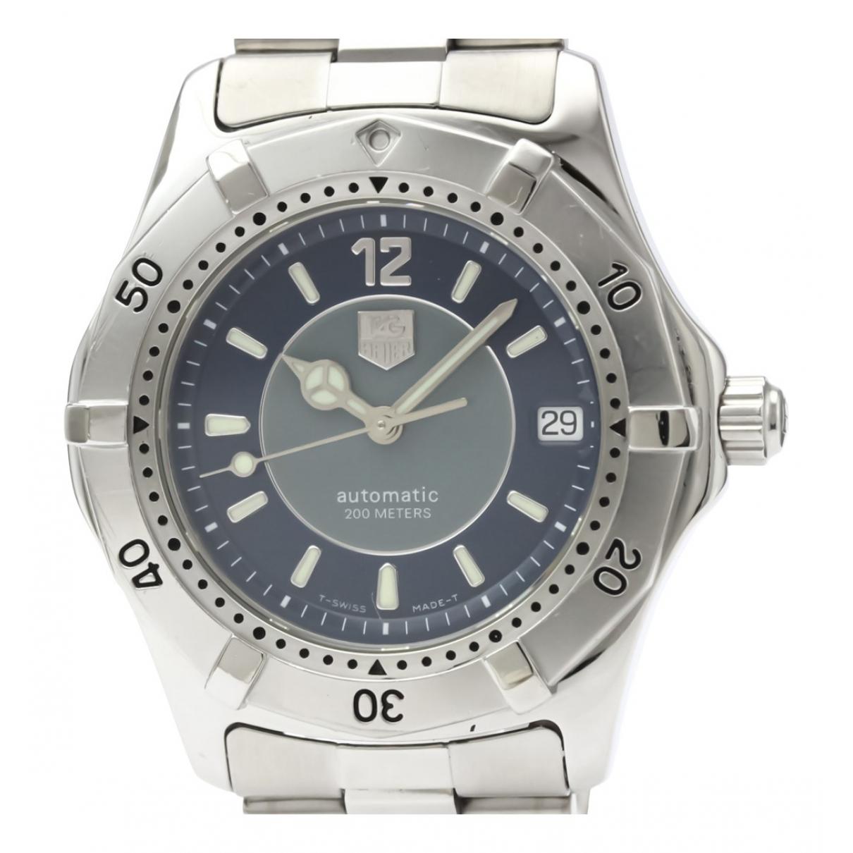 Tag Heuer N Blue Steel watch for Men N
