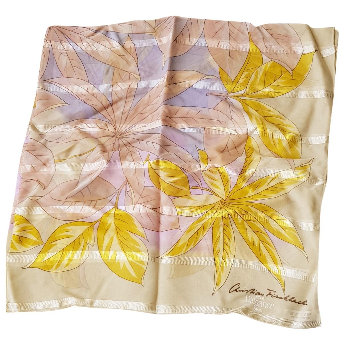 Pañuelo de Seda Elegance Paris