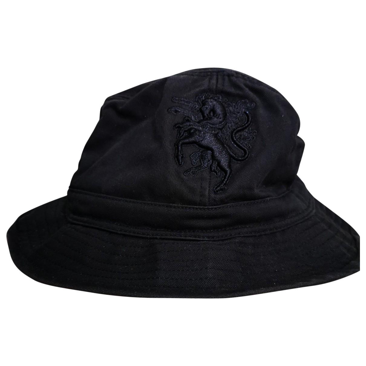 Sombreros en Algodon Negro Philip Treacy