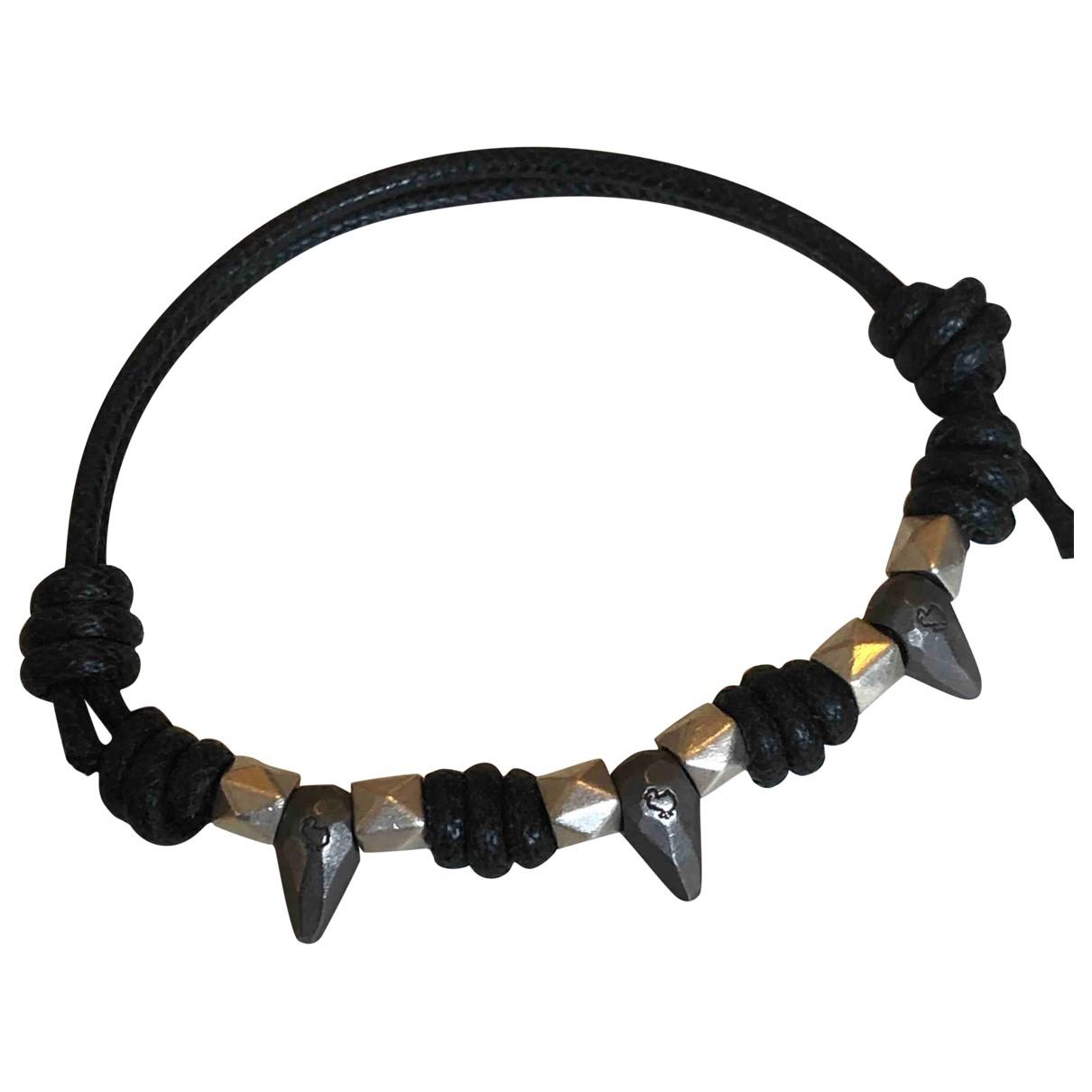 Dodo Pomellato \N Armband in  Schwarz Silber