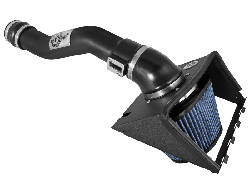 aFe POWER 54-12592 Magnum FORCE Stage-2 Pro 5R Cold Air Intake System Ford F-150 11-14 V6-3.7L